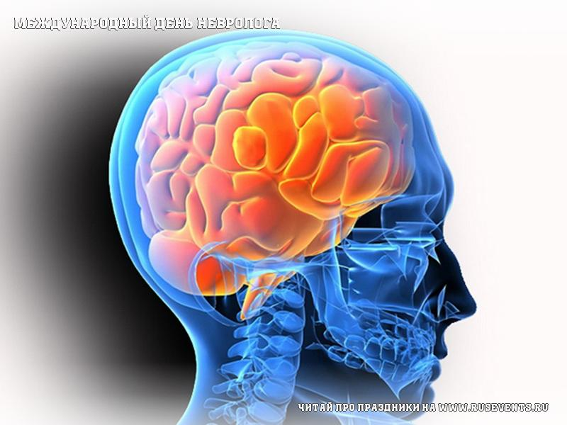 1 december - International day of neurologist